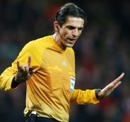 رئيس نادي يهدد حكم بالسلاح بعد إلغاءه هدف في الدقيقة 90