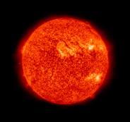 انفجار شمسي مدمر