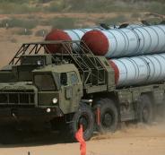 اسرائيل وصواريخ اس 300 الروسية