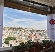 تركيا ومستشفيات القدس