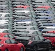 اكثر انواع السيارات بيعا في فلسطين