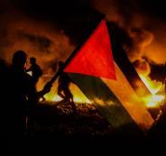 الارباك الليلي وقطاع غزة