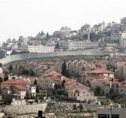 الاستيطان الاسرائيلي في القدس