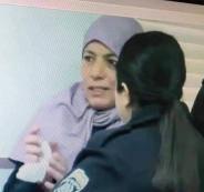 والدة الشهيد اشرف نعالوة