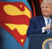 ترامب والعقار ضد كورونا