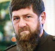 رئيس الشيشان وماكرون