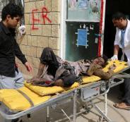 جريمة سعودية في محافظة صعدة اليمنية