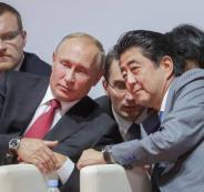 اليابان والعلاقات الاقتصادية مع روسيا