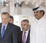 قطر وتركيا والفلسطينيين