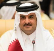 امير قطر ودول الخصار
