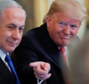 ترامب والضم الاسرائيلي