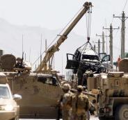 اصابة جنود مصريين