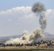 قصف يستهدف حلب السورية