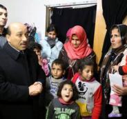 تسليم 320 شقة بدعم تركي في غزة