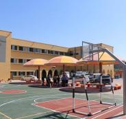 تاهيل مدارس قطاع غزة