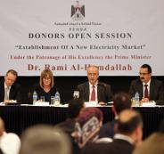 الحمد الله: سنعمل على إنشاء 4 محطات لتوليد الكهرباء