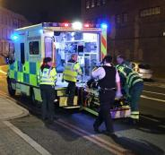 تفاصيل الهجوم الدامي على مسجد في لندن