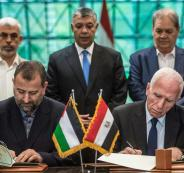 روسيا وفرنسا ترحبان وتباركان المصالحة الفلسطينية