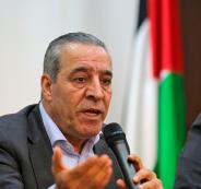 حسين الشيخ وفلسطين