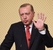 اردوغان وبشار الأسد وسوريا