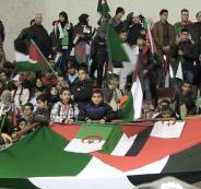 الجزائر تتظاهر انتصارا للقدس