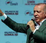 اردوغان وليبيا واسرائيل