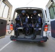 ضبط مخدرات في رام الله