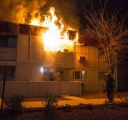 مصرع اطفال اردنيين في حريق بمحافظة اربد