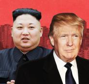السويد تعلن التوسط لعقد لقاء تاريخي بين كيم جونغ وترامب