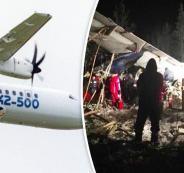 تحطم طائرة في كندا