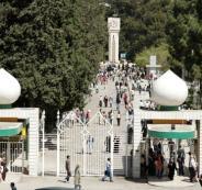 الطلاب الفلسطينيين والجامعات الاردنية
