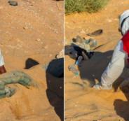 العثور على جثث مصريين في صحراء ليبيا