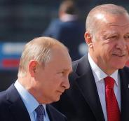 بوتين واردوغان وروسيا وسوريا