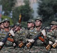 ارمينيا واذربيجان وتركيا