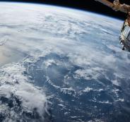 تطبيق لمشاهدة الارض من الفضاء