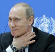 بوتين لديه حفيدان.. يخفي اسميهما ليحميهما من خطر الشهرة!