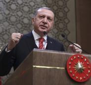 اردوغان وعفرين