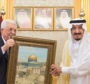 الرئيس عباس وفلسطين