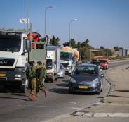 مستوطنون يهاجمون مركبات المواطنين قرب بيت لحم