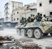 نهاية داعش في سوريا