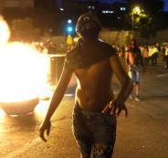 تظاهرات الاثيوبيين في اسرائيل