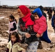 سوريا والنزوح