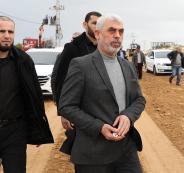 السنوار وقطاع غزة وفيروس كورونا