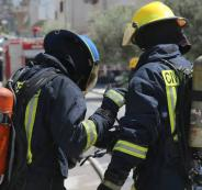 اصابات بالاختناق في نابلس
