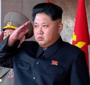 الرئيس الفلسطيني والزعيم الكوري الشمالي
