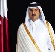 امير قطر وقطاع غزة وفيروس كورونا