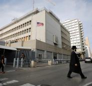 بلدية الاحتلال ترصد 6 مليون شيقل لصالح شارع طوارئ للسفارة الأميركية