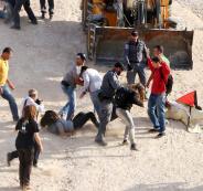هدم الخان الأحمر في القدس