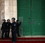 شرطة الاحتلال ومصلى باب الرحمة
