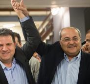 ايمن عودة والانتخابات في اسرائيل